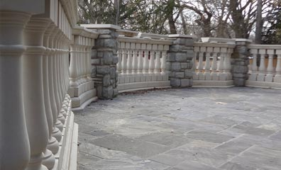 Grey - Black - White Sandstone