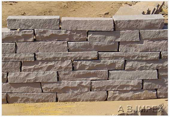 Brown Stone Bricks
