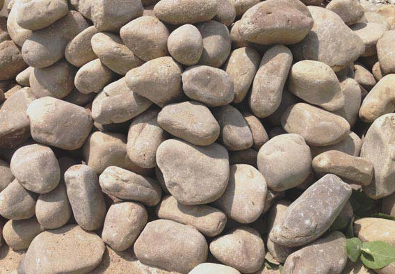 Brown River Boulders