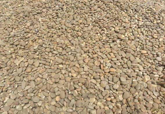 Brown Stone Pebbles