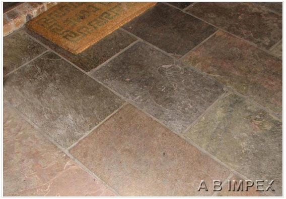 Copper Slate Flagstone