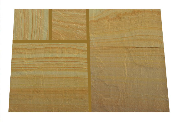 Desert Brown Sandstone