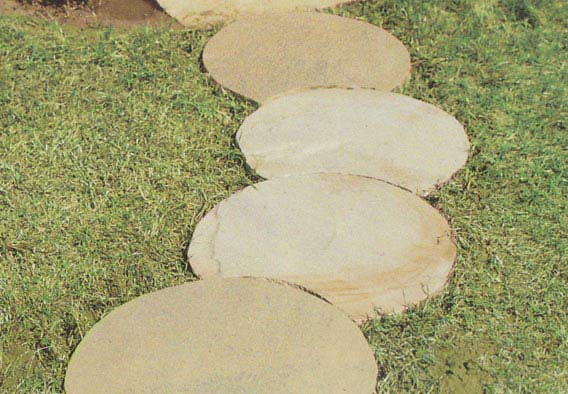 Stepping Stones - Moonstone