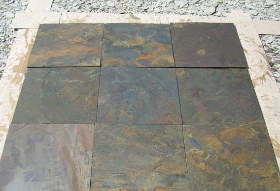 Vijaya Gold Slate Natural
